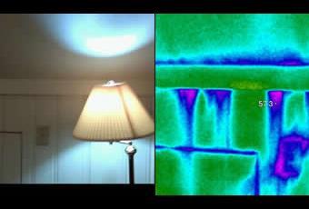 Thermal Imaging Access Door