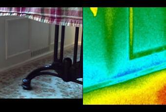 Thermal Imaging Kitchen