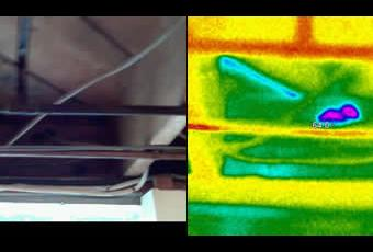 Thermal Imaging Rim Joist