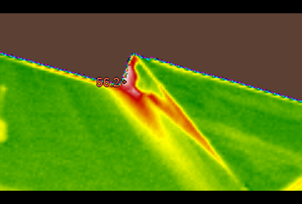 Thermal Imaging Roof