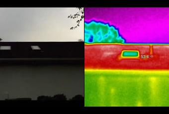 Thermal Imaging Skylights