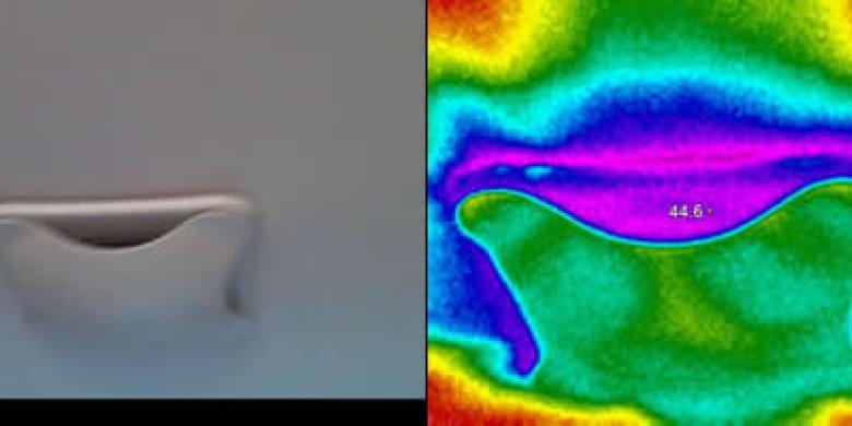 Thermal Imaging Exhaust Fan